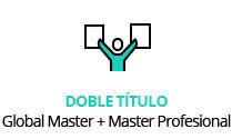 global master doble titulación